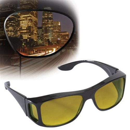 ClearVision HD Night Optics Wraparound Glasses