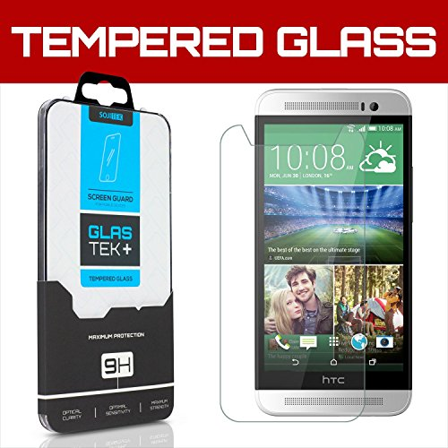 Tempered Glass Screen Protector for HTC One E8 (Clear) - 5