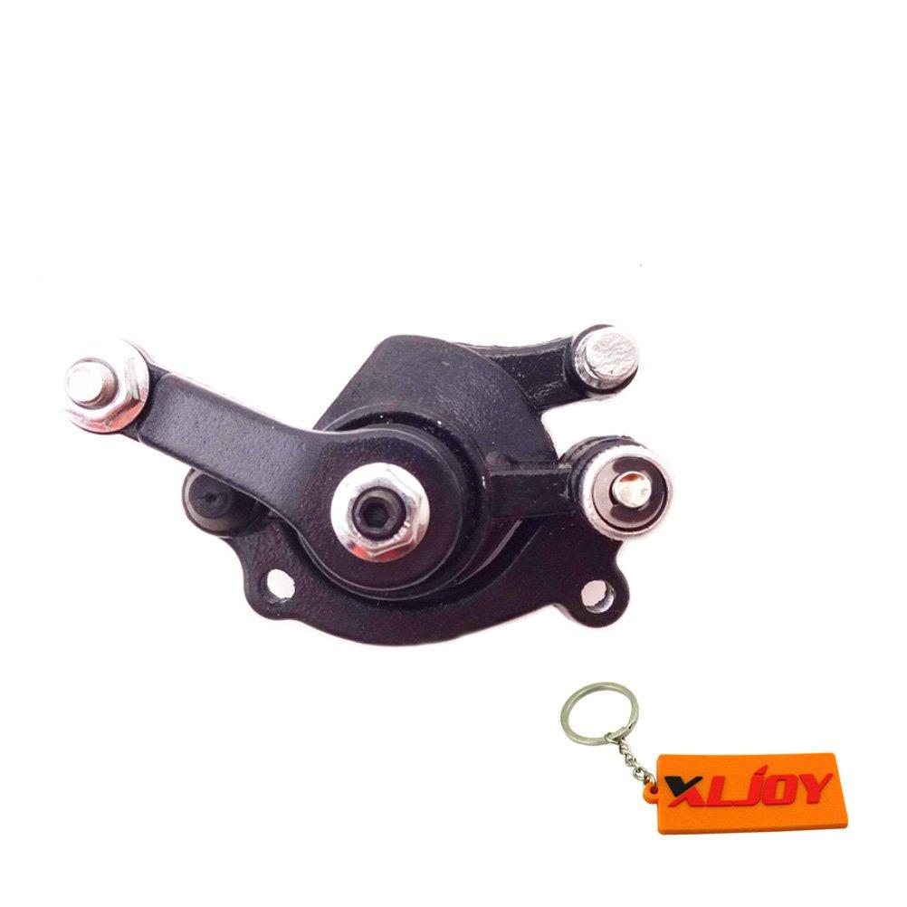 XLJOY Rear Disc Brake Caliper For 47cc 49cc 2 Stroke Pocket Bike Motovox MBX10 MBX11 MBX12 Moto MM-B80 Mini Bike