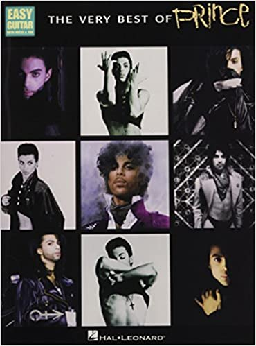 Amazon.com: The Very Best of Prince: Easy Guitar with Notes & Tab ...