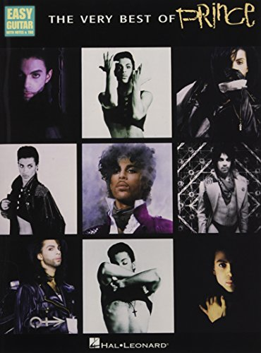 The Very Best of Prince: Easy Guitar with Notes & Tab