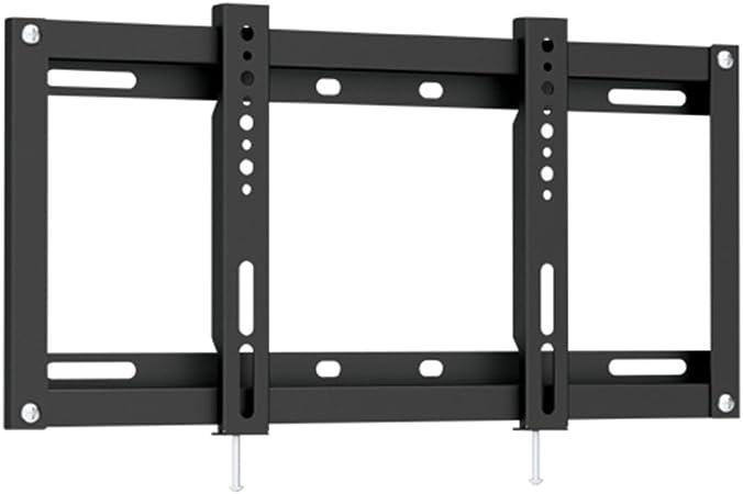 Fija de perfil bajo Plasma, LCD y LED de televisión de alta soporte de pared para televisores de hasta 50 kg y Max. VESA 400 x 200: Amazon.es: Electrónica