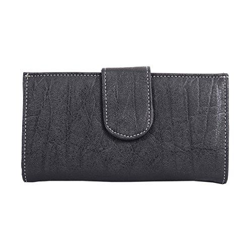 Bagaholics Long Clutch Girls Mobile Pouch Wallet Women Clutches Ladies Purse