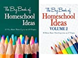 The Big Book of Homeschool Ideas (2 Book Series)