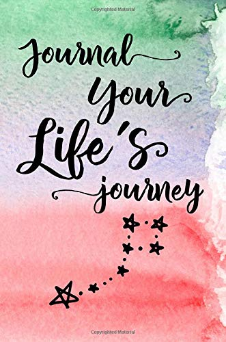 Journal Your Life's Journey: Journals To Write In For Women Cute Plain Blank Notebooks pdf