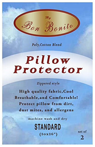 Quality Zippered Breathable Protector Standard