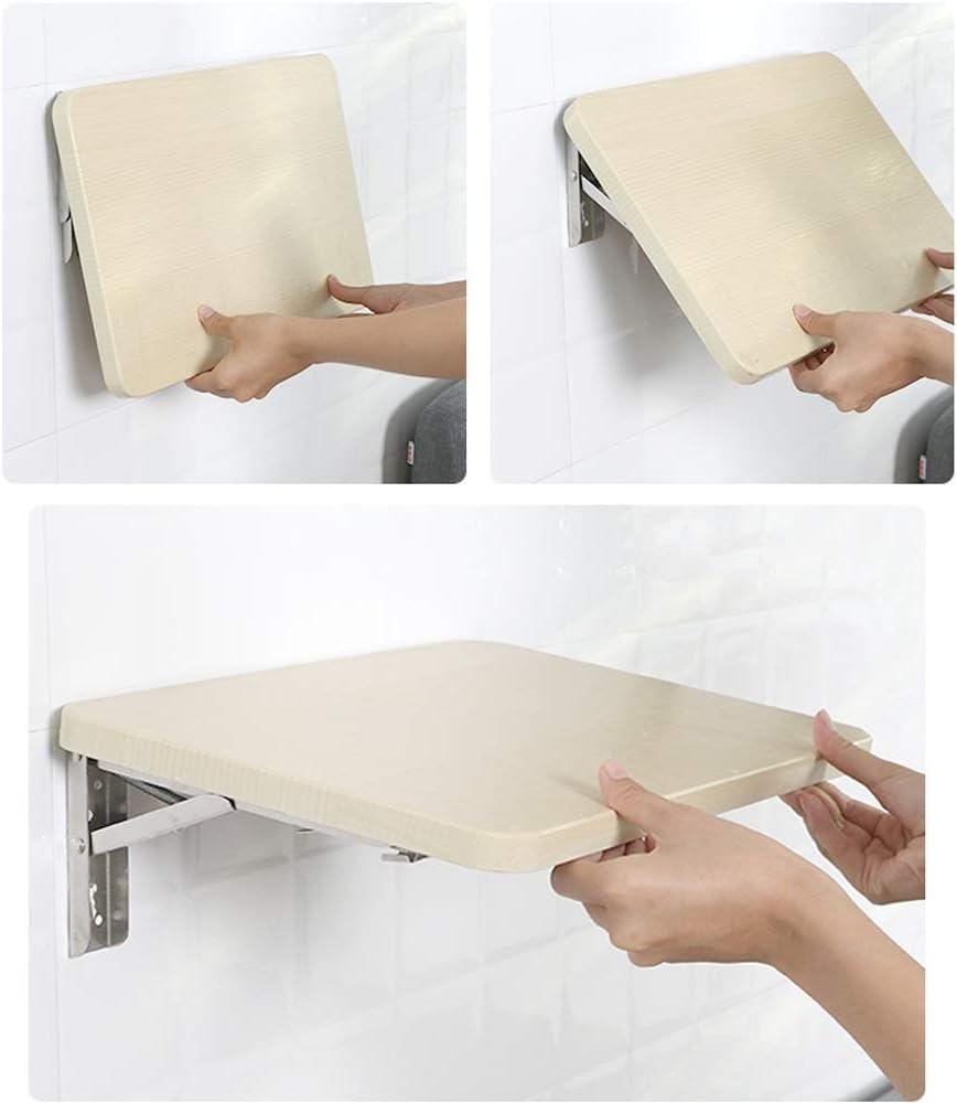 Table Pliante Fly, étagère Murale de Cuisine Pliable Table à