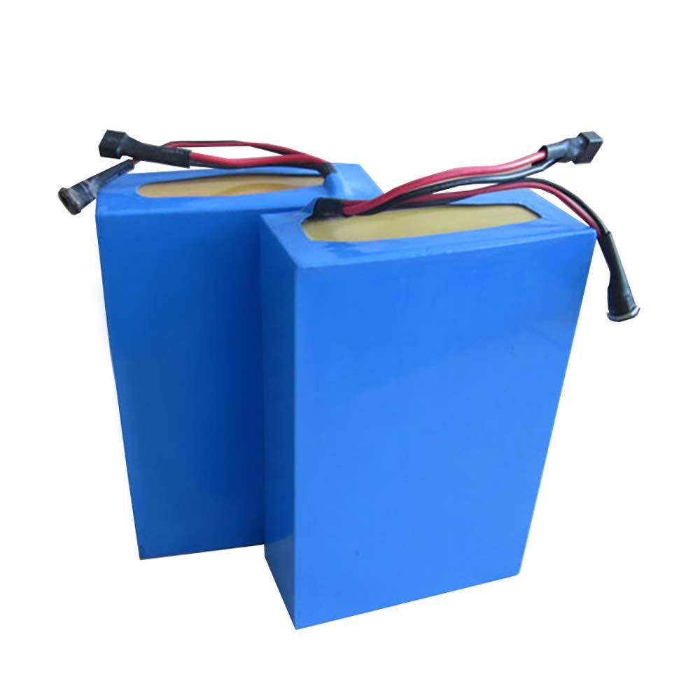 Magiin Blue DIY Battery Pack PVC Heat Shrink Wrap Tube for Big Battery Pack Power Length 3M Flat Width 150/±1MM