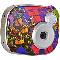 Teenage Mutant Ninja Turtles 98365 2Digital Camera with 1-Inch LCD (Purple)
