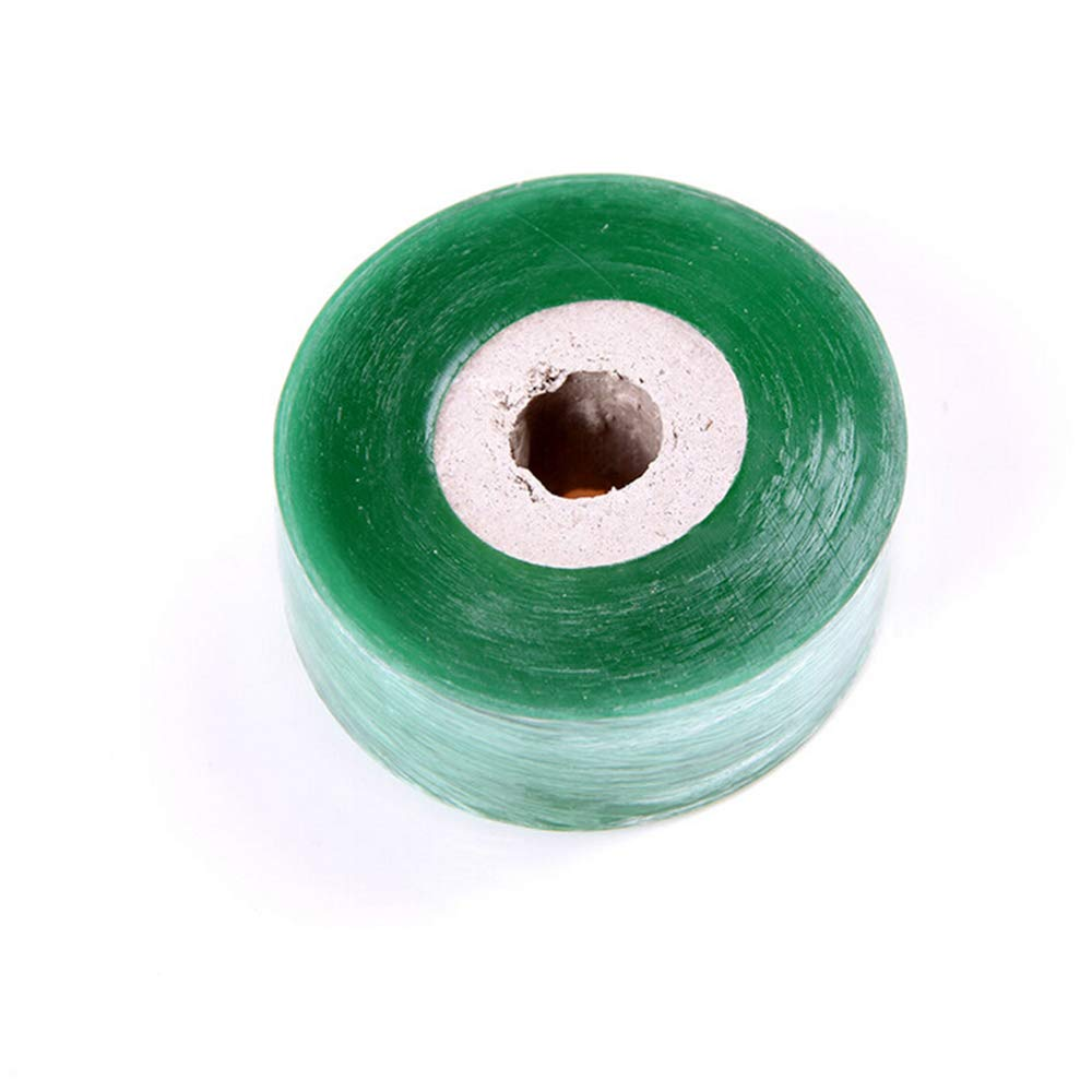 PANGUN 2 X 100M / Roll Gardening Tape Grafting Parafilm Garden Tools Fruit Tree Secateurs Engraft Branch Tape Stretch Film