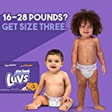 Diapers Size 3, 198 Count - Luvs Ultra Leakguards
