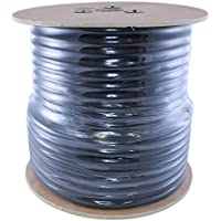 14 Awg Gauge 4 Conductor Pro Audio Pa Speaker Cable - 200ft Roll Bulk