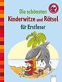 Die schönsten Kinderwitze und Rätsel für Erstleser: Der Bücherbär. Erstleser Sonderband