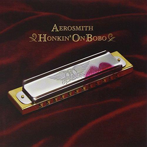 CD : Aerosmith - Honkin on Bobo (CD)