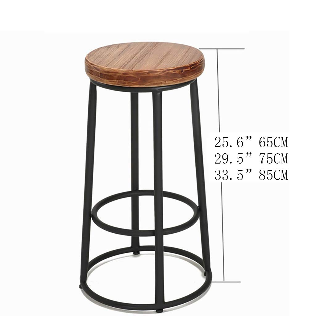 Awe Inspiring Amazon Com Modern Retro Bar Stool Counter Height Stool Gmtry Best Dining Table And Chair Ideas Images Gmtryco