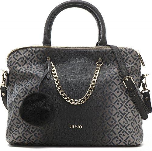 LIU JO, Damen Handtaschen, Henkeltaschen,Tote Bags, Shopper, Dégradé, 42 x 32 x 17 cm (B x H x T)