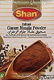 Shan Zafrani Garam Masala Powder, 50g - Pack of 6