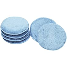 Viking 862400 Blue Microfiber Wax Applicator, (Pack of 6)