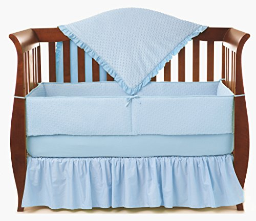 4 Piece Baby Crib Bedding - 9