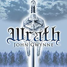 Wrath: The Faithful and Fallen, Book 4 Audiobook by John Gwynne Narrated by Damian Lynch