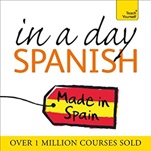 Spanish in a Day Speech