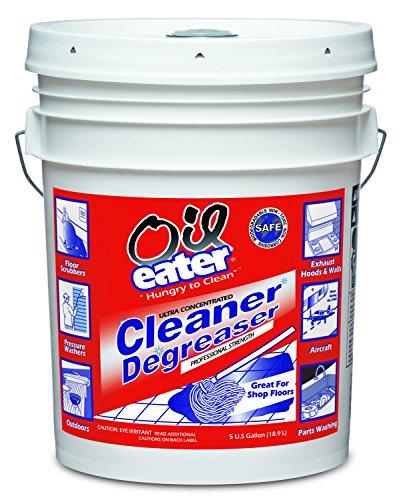 Oil Eater Degreaser - OIL EATER DEGREASER - 5 GALLON