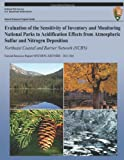 Evaluation of the Sensitivity of Inventory and Monitoring National Parks to Acidification Effects from Atmospheric Sulfur and Nitrogen Deposition North Coast and Cascades Network (NCCN), National Park National Park Service, 1492832871