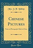 img - for Chinese Pictures: Notes on Photographs Made in China (Classic Reprint) book / textbook / text book