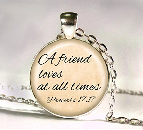 Quote necklace, Quote pendant, Quote jewelry,Poetry jewelry, Friend,