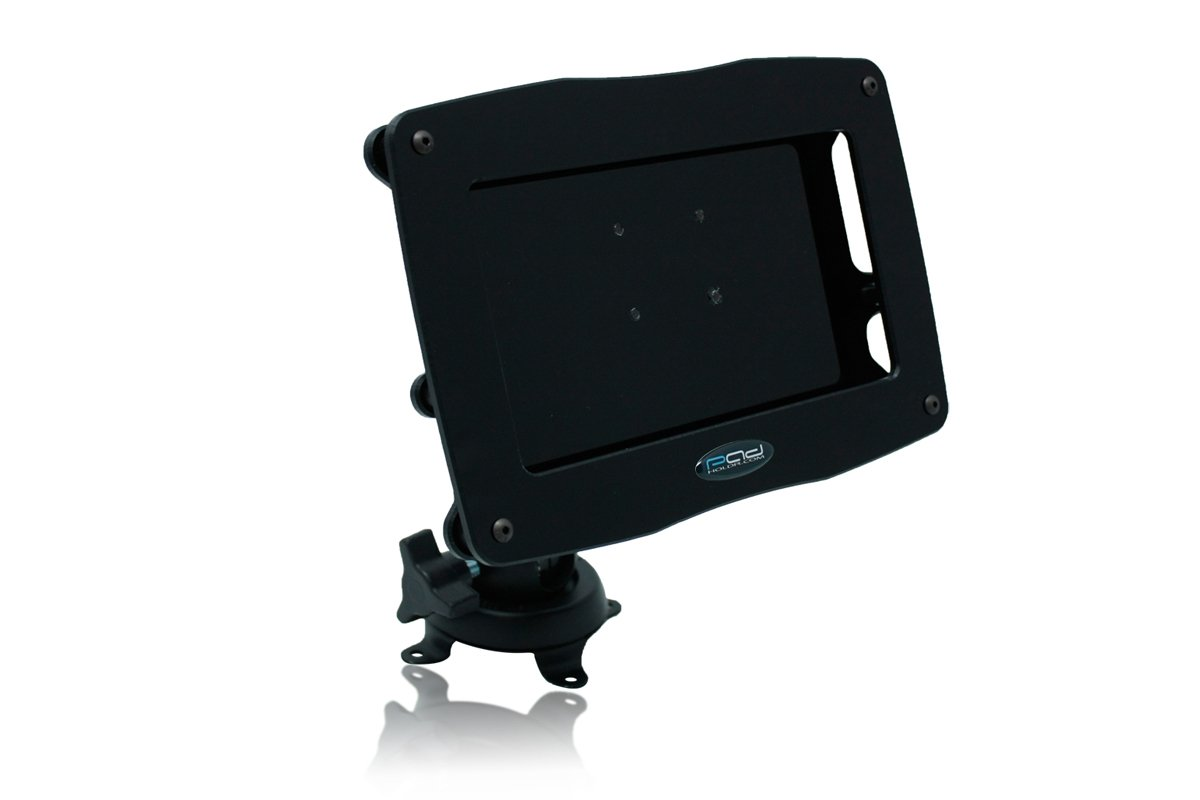 Padholdr Fit Small Series Tablet Holder Heavy Duty Mount with 6-Inch Arm (PHFS001S6)