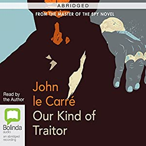 Our Kind of Traitor (Abridged) Audiobook