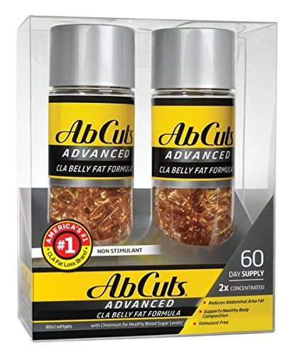Ab Cuts CLA Belly Fat Formula, 2Pack (120 Softgels for sale  Delivered anywhere in USA