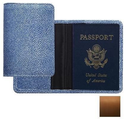 Raika SF 115 TAN Passport Cover Tan