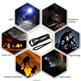 Pack-of-4-BYB-Adjustable-Focus-LED-Flashlights-Torch-Super-Bright-150-Lumen-Zoomable-Torch-3-Light-Modes