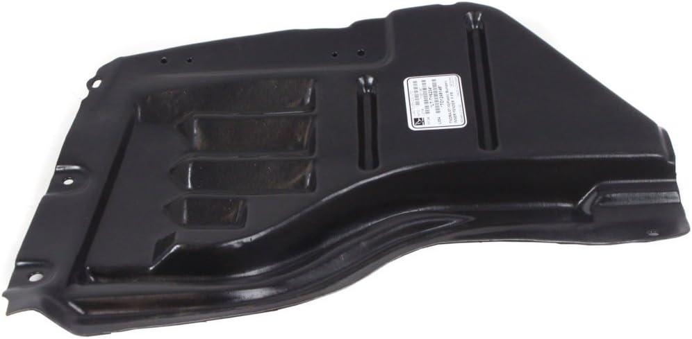 CarPartsDepot Passenger Side Front Section Fender Liner Plastic Splash Shield Without SR5 RH 378-44171-12 TO1249147 538050C020
