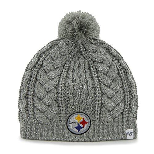 Pittsburgh Steelers Women s Kiowa Beanie – Football Theme Hats 39d1634f4