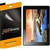 [3-Pack] Supershieldz- Anti-Glare & Anti-Fingerprint (Matte) Screen Protector For Lenovo A10-70 / A7600 Tablet + Lifetime Replacements Warranty [3-PACK] - Retail Packaging