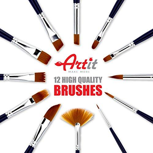 New Paint Brush Shedding