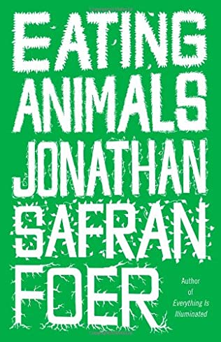 book cover of Eating Animals