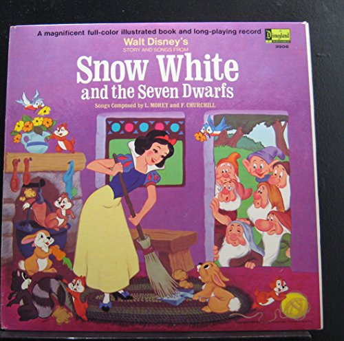 Walt Disney's Story And Songs From Snow White And The Seven Dwarfs