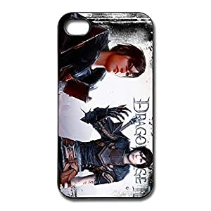 Dragon Age Friendly Packaging Case Cover For IPhone 4/4s - Cool Shell