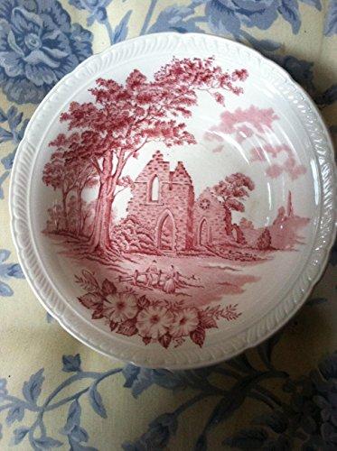 "Vintage Royal Tudor Ware Barker Bros Staffordshire Waltham England Bowl 6.5"""