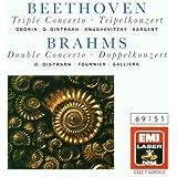 Beethoven Triple Concerto, Brahms Double Concerto