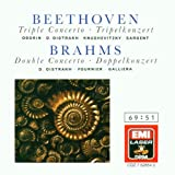 Beethoven Triple Concerto, Brahms Double Concerto