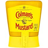 Colman's Original English Squeezy Mustard 150g