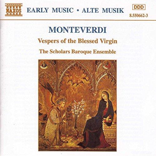 (Monteverdi: Vespers of the Blessed Virgin)