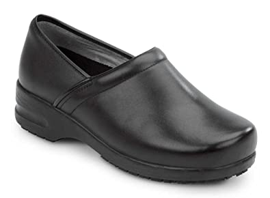 Chicago Women's Black Clog