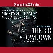 The Big Showdown: A Caleb York Western | Mickey Spillane, Max Allan Collins