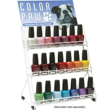 Amazon.com: Top Performance Nail Polish Display Stand: Pet Supplies