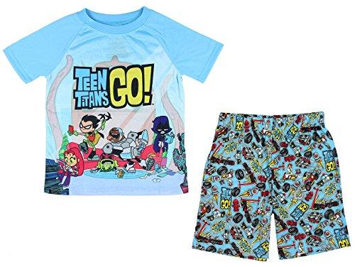 Intimo Boys Titans Pajama Short product image